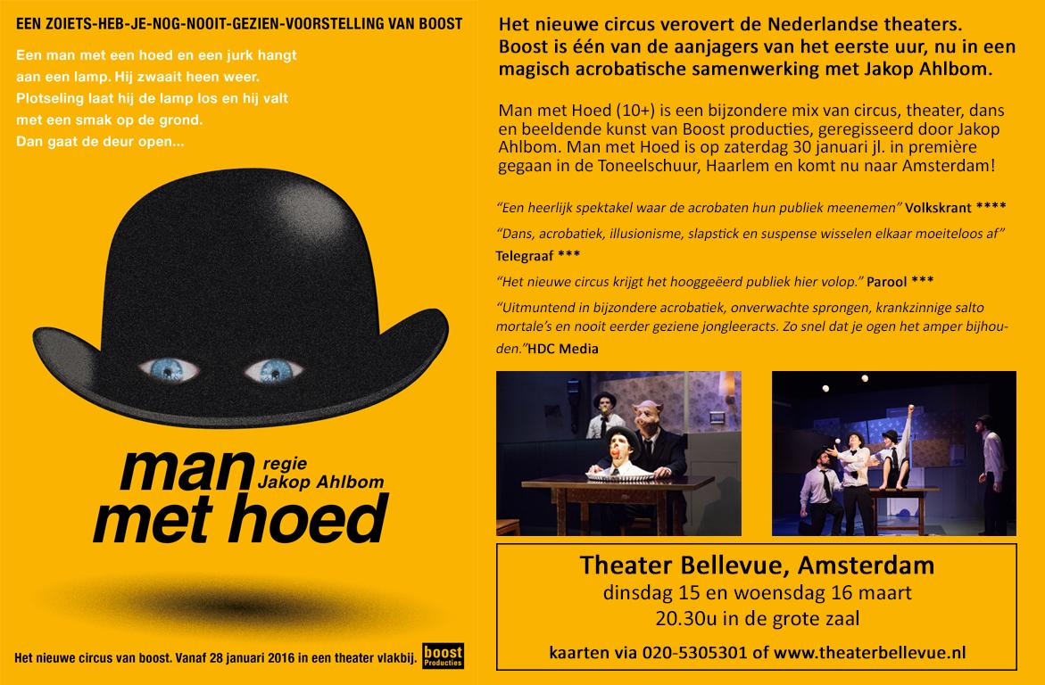 Eflyer Amsterdam